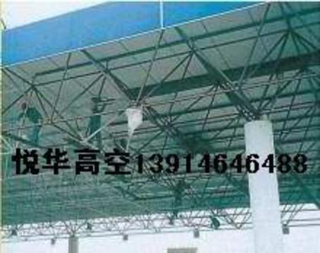 大型厂房钢结构防腐刷油漆