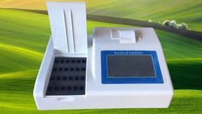 WJ-SP24多功能食品安全24通道食品安全检测设备