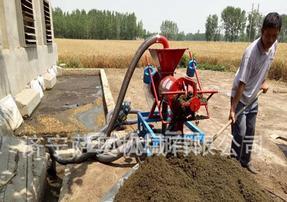 阿拉善盟养殖农用固液粪水分离机 螺旋挤压式厂家质保