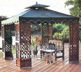 户外遮阳棚、户外凉棚、遮阳篷
