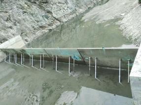 液压升降坝长29米高3米