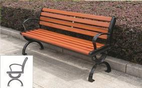 西安户外休闲椅生产厂家制造高品质室外公园座椅
