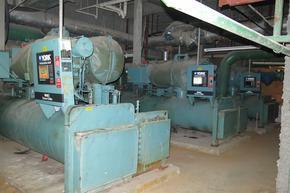 约克螺杆机制冷量400冷吨