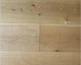 供应 表层高耐磨橡木实木多层实木仿古复合地板