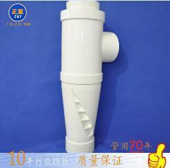 供应正亚CHT加强旋流三通单立管排水管件