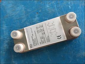 MS钎焊板式换热器