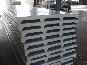 杭州彩钢夹芯板厂家直销杭州EPS彩钢板