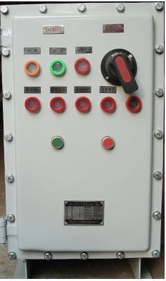 bqj系列防爆自耦降压电磁起动箱(iib)