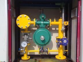 锅炉用燃气调压器