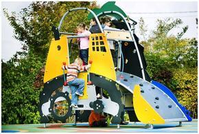 丹麦KOMPAN进口儿童游乐设备——故事主题产品