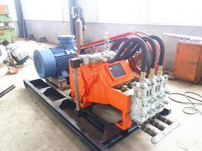 供应聚强XPB-90E型高压注浆泵