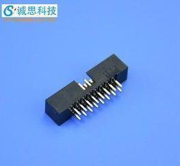 直销2.0间距牛角插座 优质牛角插座 接插件 牛角插座