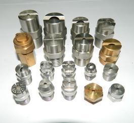 304不锈钢1/4-HVV6510-SS扇形喷嘴