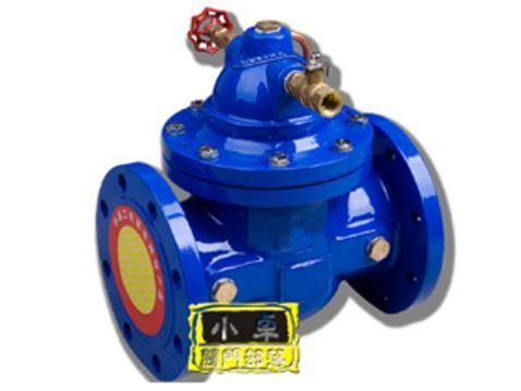 100x遥控浮球阀是兼具多种功能的水力图片
