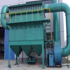 CDPK系列宽间距静电除尘器的特点