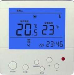 液晶温控器,三速开关,电动阀等空调自控设备