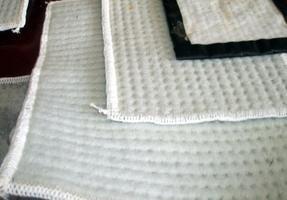 膨润土复合防水垫