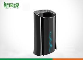 草本智能空气净化器 新风缘XFY-H01