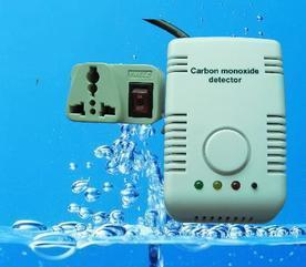 家用联动抽油烟机天然气泄漏报警器装置