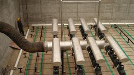 大型HLB-PC型浮动式重力滗水器