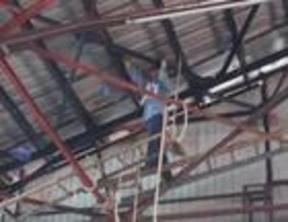 体育馆钢结构防腐
