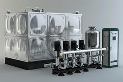 SUS304不锈钢水箱北京麒麟公司