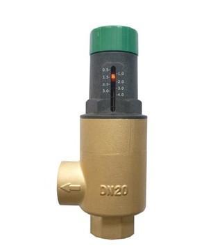 供应ACOL空调及供热用预设定调节压差旁通阀