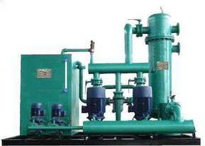 NTQ型高效逆式遄流换热器~张夏水暖供水换热