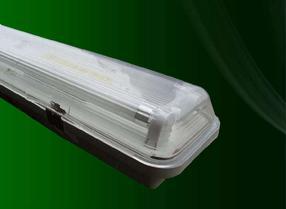 LED降功率应急日光灯(内置应急电源)