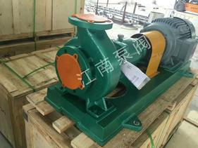 IHF衬氟离心泵-耐酸碱泵-酸循环泵