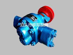 食用油的输送ZYB-18.3焦油齿轮泵/焦油泵