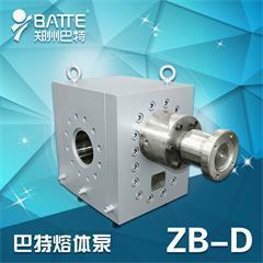 CPP/CPE流延膜专用熔体泵|巴特熔体泵厂家