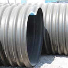 排水用钢带增强聚乙烯螺旋波纹管