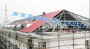 平改坡屋面、南京平改坡设计施工