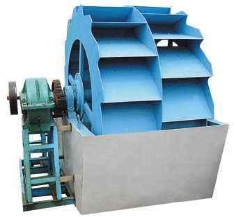 结构新颖效果奇特的新型洗砂机尽在巩义机械质量信息