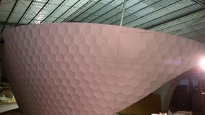 泡沫雕塑模型专用弹性涂料