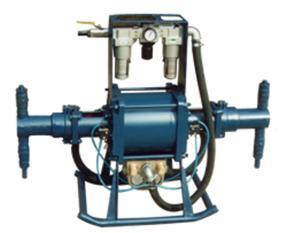 山西陕西内蒙2ZBQ气动注浆泵厂家高压堵漏注浆泵报价