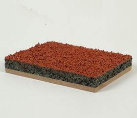透气型塑胶跑道面层材料