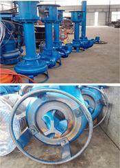 立式泥浆泵 清淤泵 搅拌式污泥泵 耐用矿渣泵