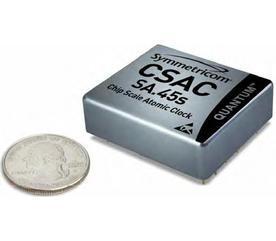 Microsemi(原Symmetricom)SA.45s CSAC芯片级原子钟/时频模块