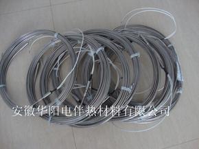 华阳生产矿物绝缘MI加热电缆 防爆加热电缆 高温加热电缆