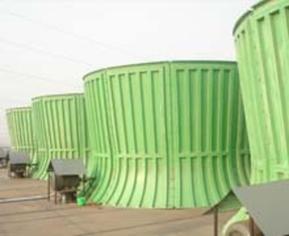 玻璃钢冷却塔风筒价格