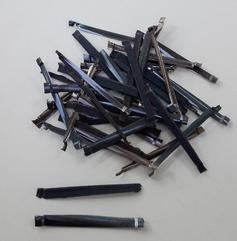 钢锭铣削型钢纤维  不结团 不生锈 抗渗防裂