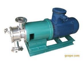 广东管线式高剪切乳化泵