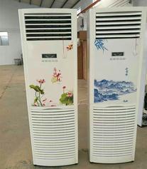 德州豪华型柜式水温空调