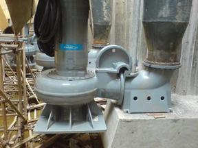 合肥大型污水泵维修及配件更换