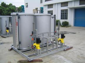 简易絮凝剂制备系统
