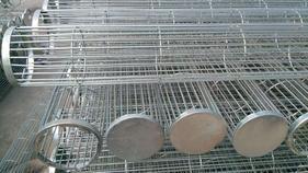 品丞生产的镀锌除尘骨架丝粗刚性好
