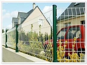 飞鹏Q235折弯护栏/350丝铁丝围栏网