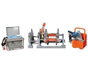 燃气PE管全自动热熔焊接机